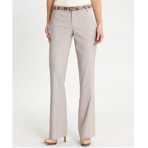 NWT BR Taupe Beige Martin Dress Pants 10 P short